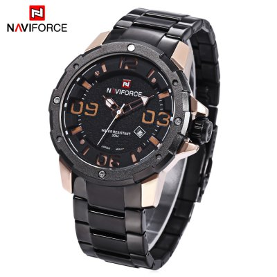NAVIFORCE NF9078M Men Quartz Watch
