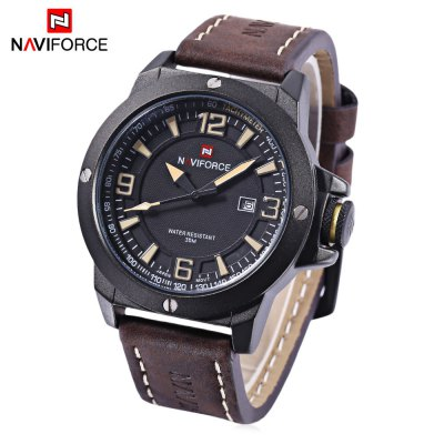 NAVIFORCE NF9077M Men Quartz Watch