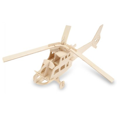 SEALAND G - P007 Wooden Aircraft Model