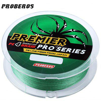 PROBEROS 100M Monofilament PE 4 Strands Fishing Line