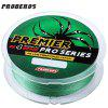 PROBEROS 100M Monofilament PE 4 Strands Fishing Line - GREEN