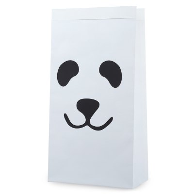Cute Household Storage Paper Shopping Bag