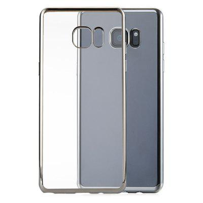 Slim Electroplate Plating TPU Case for Samsung Galaxy Note 7