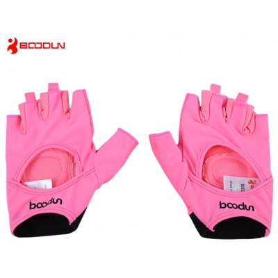 BOODUN 7150282 Paired Women Yoga Half Finger Gloves