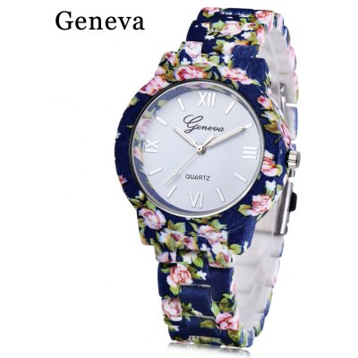 Geneva Female Quartz Watch