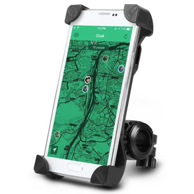 Adjustable Handlebar Phone Mount Holder for Bicycle Bike