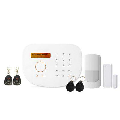 GS S2G Alarm System GSM Home Security