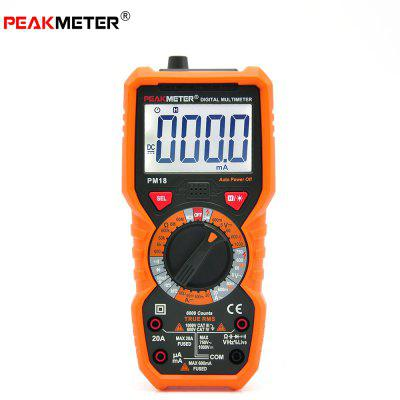PEAKMETER PM18 High Precision Digital Multimeter