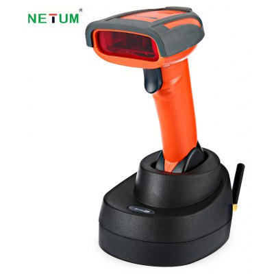 NETUM NT - 2800 1D Wireless Scanner Rechargeable Scanister