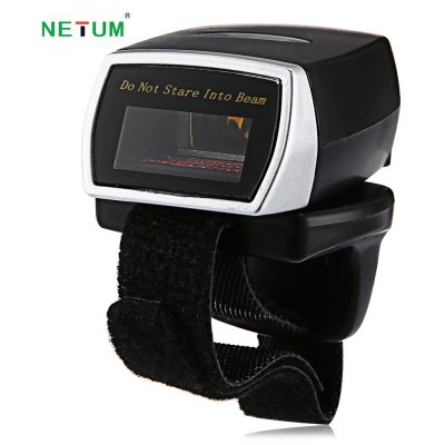 NETUM R1 Barcode Scanner Wireless Scanister with Buzzer