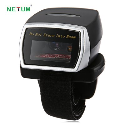 NETUM R2 2D Barcode Scanner Wireless Scanister with Buzzer