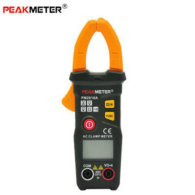 PEAKMETER PM2016A Digital Clamp Meter Multimeter
