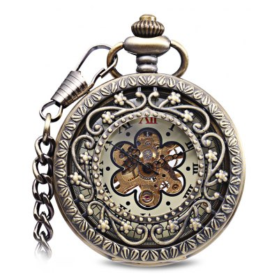 Mekanik El Rüzgar Pocket Watch
