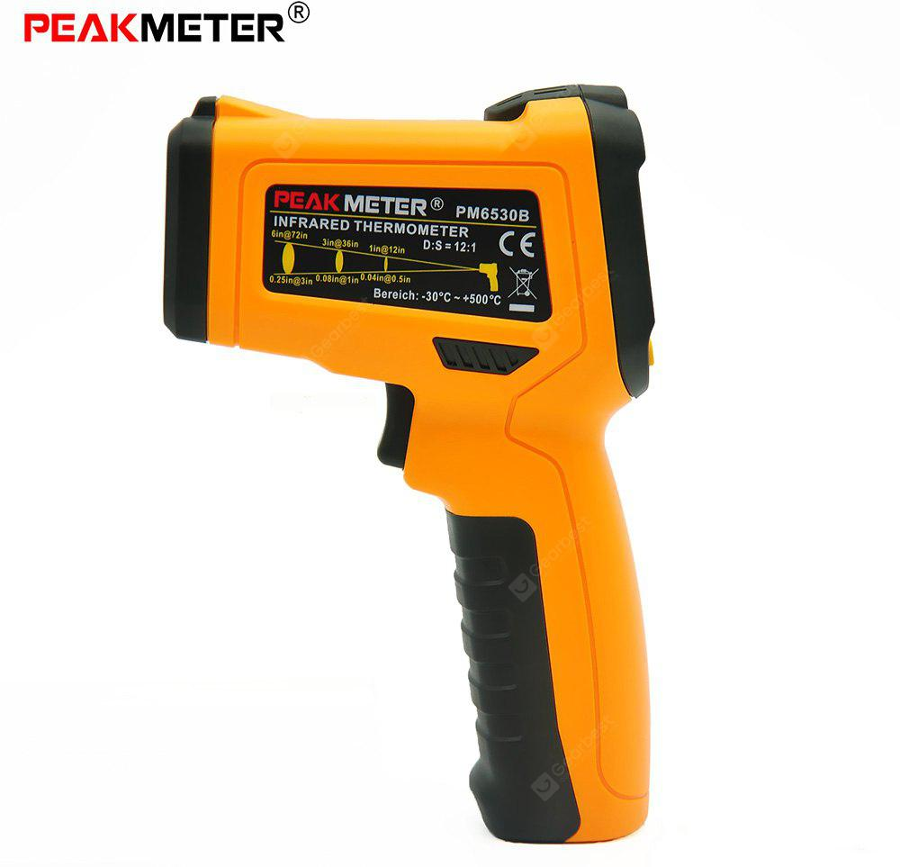 PEAKMETER PM6530B Non-contact Infrared Thermometer