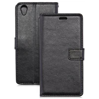 Magnetic Flip PU Leather Wallet Cover for OnePlus X