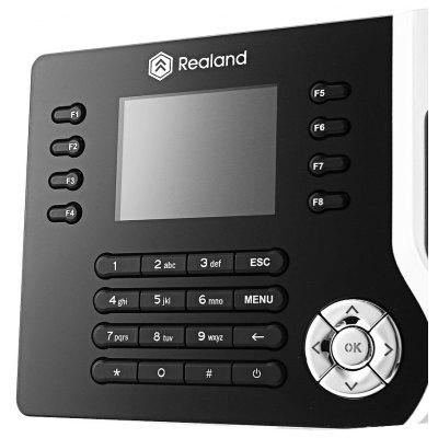 Realand A - C071 Biometric Fingerprint Time Attendance Clock