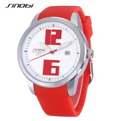 Sinobi 8140 Unisex Quartz Watch