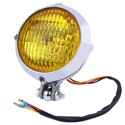 Motorcycle 12V 55W 3.5 inch Headlight for Harley