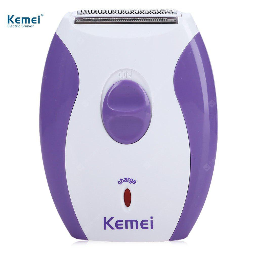 Kemei KM - 280R Mini Rechargeable Hair Remover Shaver