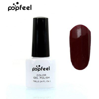 Popfeel 12 Colors Naked Series LED UV Gel Nail Polish