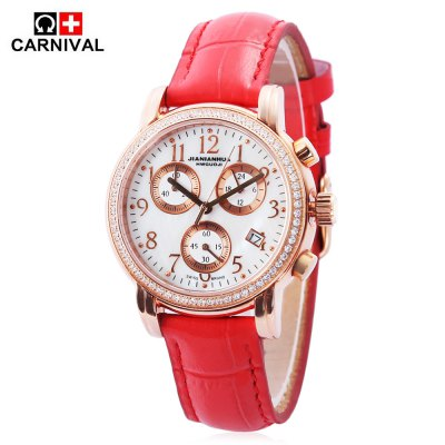 CARNIVAL 8470 Women Quartz Watch