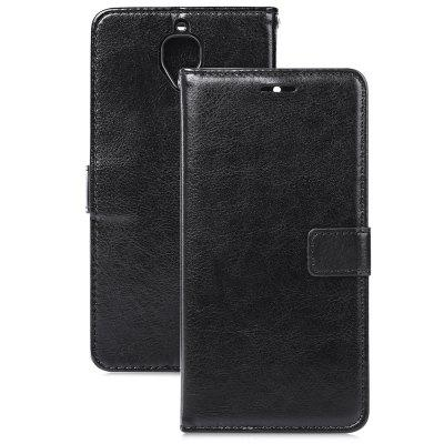 Crazy Horse Series Magnetic Flip PU Leather Wallet Cover