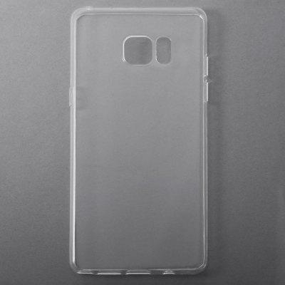 Transparent TPU Phone Shell for Samsung Galaxy Note 7