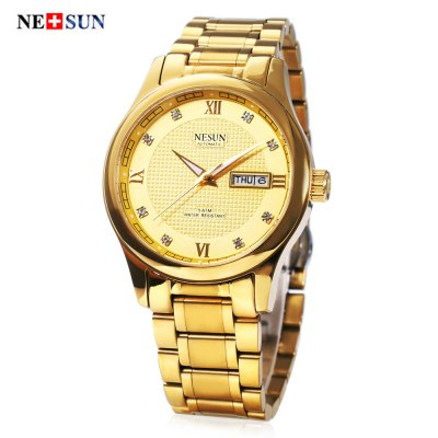 NESUN MS9121 Male Automatic Mechanical Watch