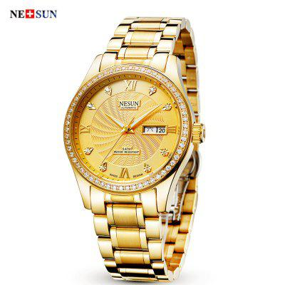 NESUN MS9123 Male Automatic Mechanical Watch