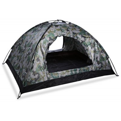 Camouflage Tabernacle Double Layer Camping Tent