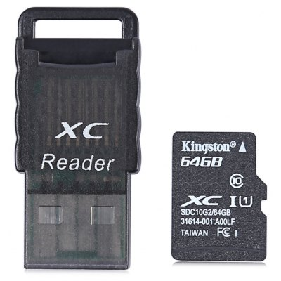 Kingston Micro SDXC SDHC / TF Memory Card