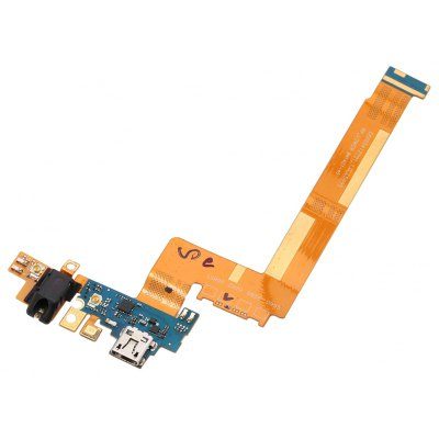 Micro USB Charging Microphone Flex Cable for LG G Flex