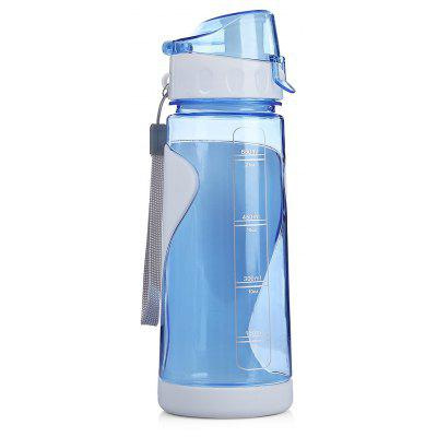 700ML Bicycle Camping Water Bottle with Strap