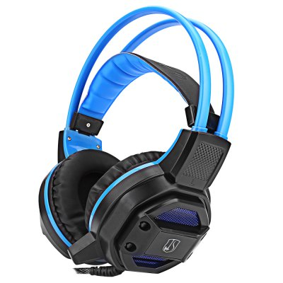 Vots GX1 Headset 3pcs 3.5MM USB Plug Gaming Headphones