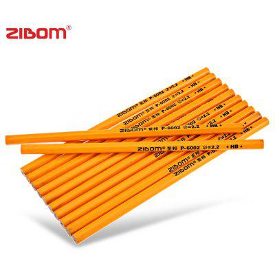 Zibom P - 6002 12pcs Writing HB Pencil