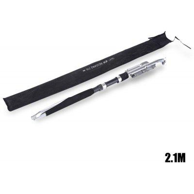 Stainless Steel Lake Automatic Fishing Rod