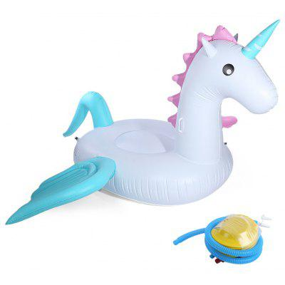 Summer Lake Swimming Inflatable Pegasus