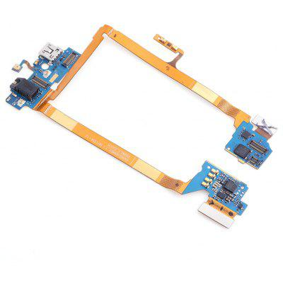 USB Charging Board Flex Cable Microphone for LG VS980 / Optimus G2