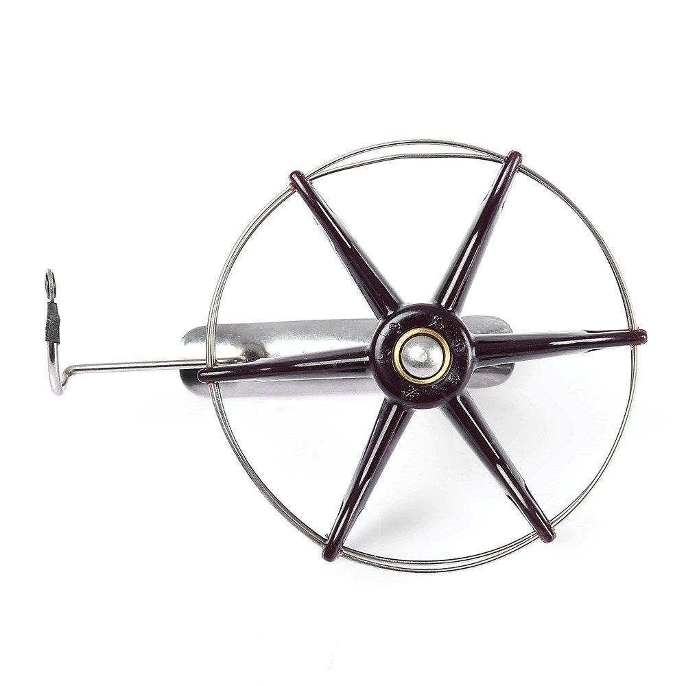 Portable Eight Trigram Fishing Reel Wheel