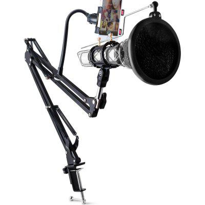 AT FIRST SIGHT Adjustable Microphone Metal Holder Stents