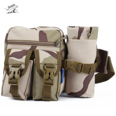 Tanluhu 328 Outdoor Nylon Tactical Waist Pack