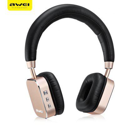 AWEI A900BL Bluetooth V4.1 Wireless Stereo Music Headset Headphones