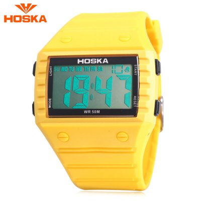 HOSKA H033B Children Digital Watch