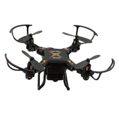 SBEGO 127W 2.4GHz 4CH 6-Axis Gyro RC Pocket Quadcopter