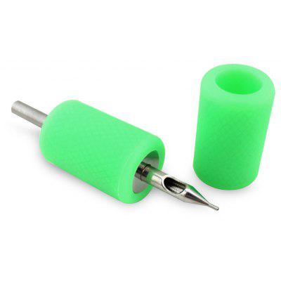 Comfortable Silicone Tattoo Machine Grip Tube Handle Cover