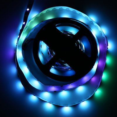 5M 5050 IC 6803 LED RGB Dream Color Strip Light