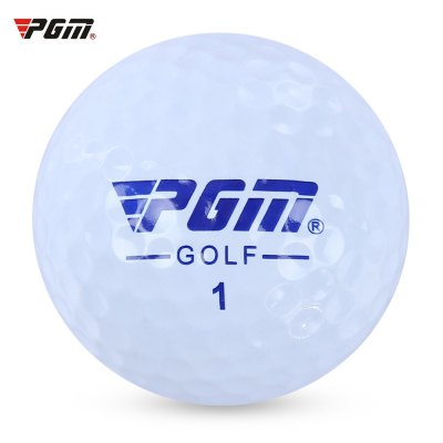 PGM Q001 3pcs Durable Golf Ball with Double Layer