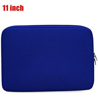 Korean Style Foam Zipper Cover for MacBook Air Pro Retina
