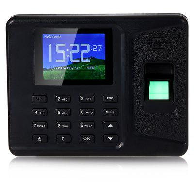 REALAND A - F260 Fingerprint Time Attendance Recorder