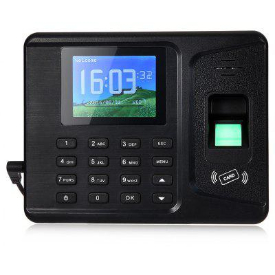 REALAND A - F261 Fingerprint Time Attendance Recorder